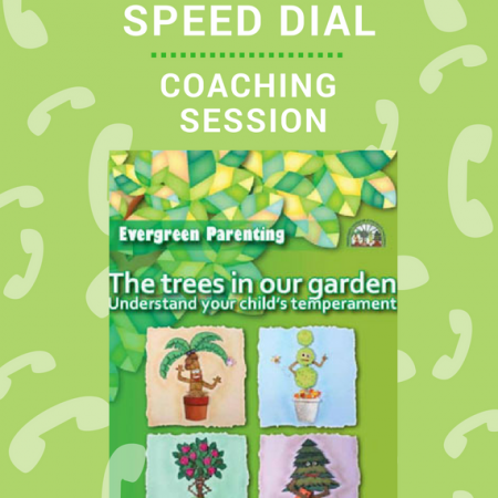 The Trees in Our Garden – Evergreen on speed dial – Online coaching session
