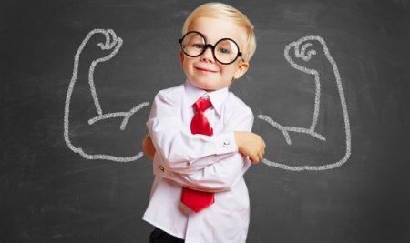 Self-image in children