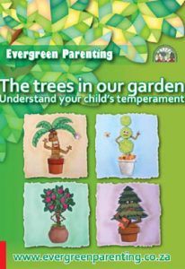 The trees in our garden – Understand your child's temperament