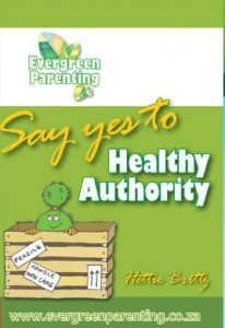 Say Yes to Healthy Authority